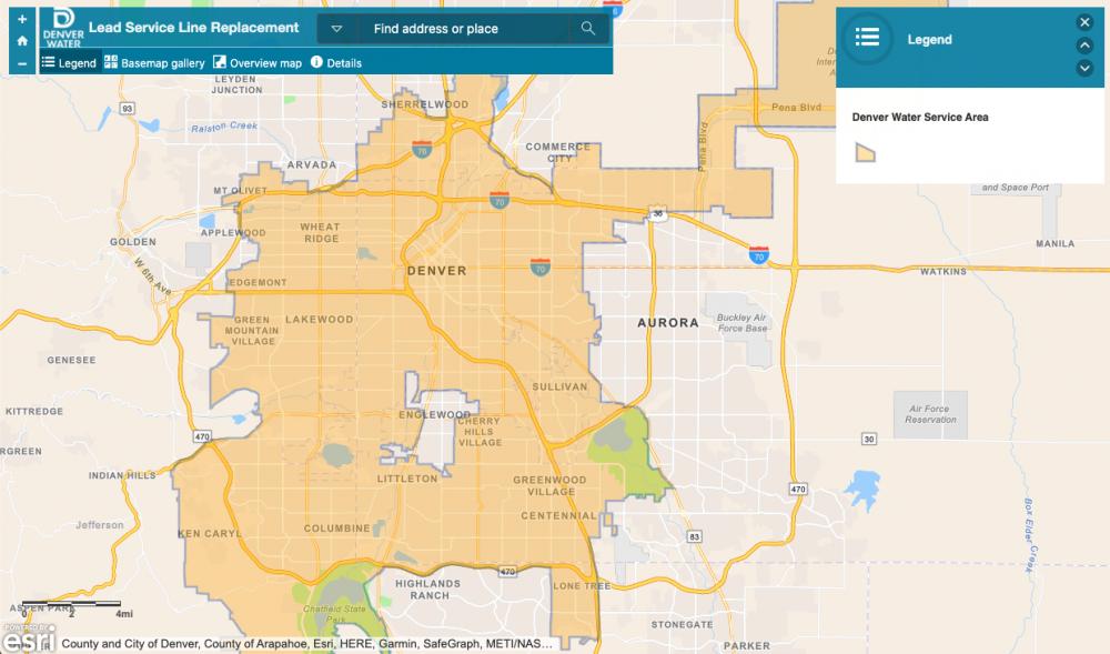 Denver Water Lead Reduction Program